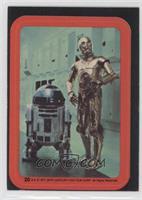 C-3PO, R2-D2 [GoodtoVG‑EX]