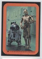 C-3PO, R2-D2 [PoortoFair]