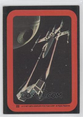 1977 Topps Star Wars Stickers #22 - [Missing]