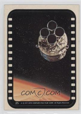 1977 Topps Star Wars Stickers #25 - Escape Pod