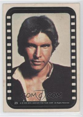 1977 Topps Star Wars Stickers #29 - Han Solo