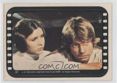 1977 Topps Star Wars Stickers #31 - [Missing]