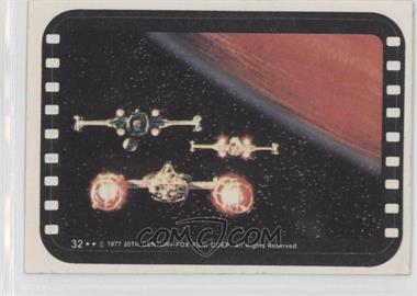 1977 Topps Star Wars Stickers #32 - [Missing]