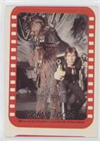 Chewbacca and Han [GoodtoVG‑EX]