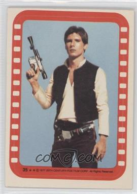 1977 Topps Star Wars Stickers #35 - [Missing]