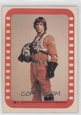 1977 Topps Star Wars Stickers #36 - [Missing]