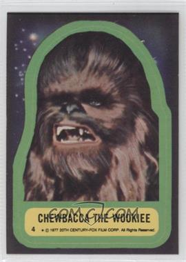 1977 Topps Star Wars Stickers #4 - [Missing]