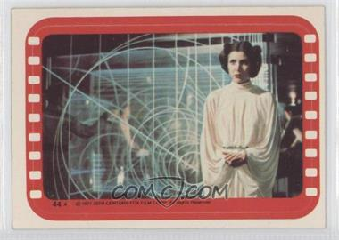 1977 Topps Star Wars Stickers #44 - [Missing]