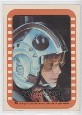 1977 Topps Star Wars Stickers #45 - [Missing]