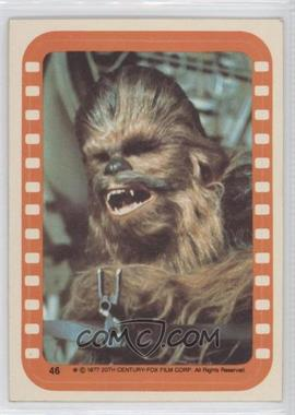 1977 Topps Star Wars Stickers #46 - [Missing]