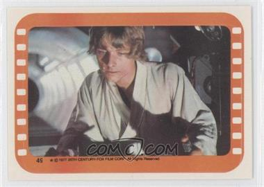 1977 Topps Star Wars Stickers #49 - [Missing]