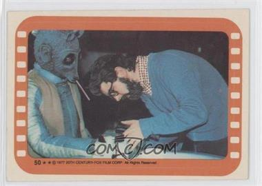 1977 Topps Star Wars Stickers #50 - [Missing]