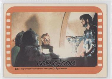 1977 Topps Star Wars Stickers #53 - [Missing]