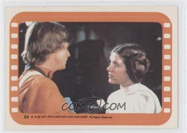 1977 Topps Star Wars Stickers #54 - [Missing]