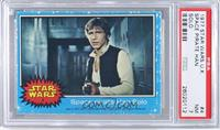 Space Pirate Han Solo [PSA 7]