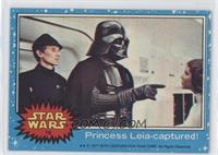 Princess Leia - Captured!
