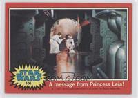 A Message from Princess Leia [GoodtoVG‑EX]