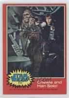Chewie and Han Solo! [GoodtoVG‑EX]