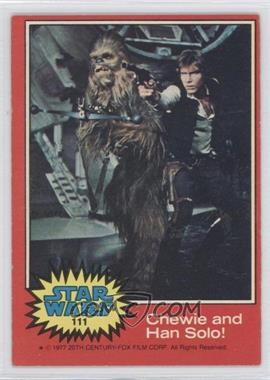 1977 Topps Star Wars #111 - [Missing] [Good to VG‑EX]