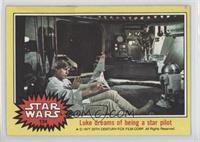 Luke Dreams of Being a Star Pilot [GoodtoVG‑EX]
