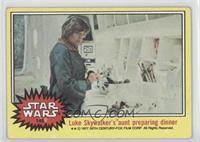 Luke Skywalker's Aunt Preparing Dinner [PoortoFair]