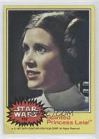 Spirited Princess Leia! [Good to VG‑EX]