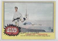 Luke on Tatooine