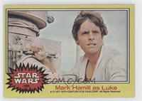 Mark Hamill as Luke