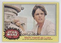 Mark Hamill as Luke