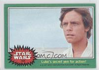 Luke's Secret Yen for Action!