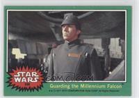 Guarding the Millennium Falcon