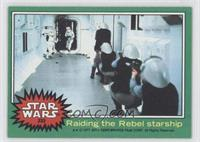 Raiding the Rebel Starship