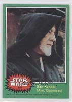 Ben Kenobi (Alex Guinness)