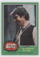 An Overjoyed Han Solo!