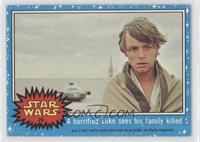 A Horrified Luke sees his Family Killed