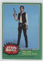 Han Solo (Harrison Ford) [Good to VG‑EX]