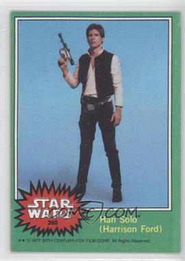 1977 Topps Star Wars #260 - [Missing]