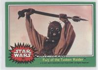 Fury of the Tusken Raider