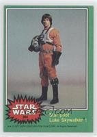Star Pilot Luke Skywalker!