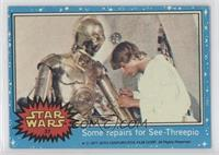 Some Repairs for See-Threepio