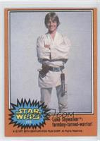 Luke Skywalker: Farmboy-Turned-Warrior!