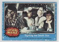 Sighting the Death Star