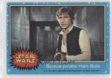 1977 Topps Star Wars #4 - [Missing]