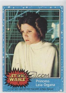 1977 Topps Star Wars #5 - [Missing]