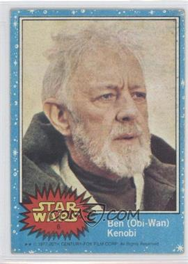 1977 Topps Star Wars #6 - [Missing]