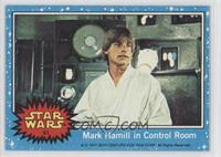 Mark Hamill in Control Room