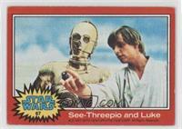 See-Threepio and Luke [GoodtoVG‑EX]