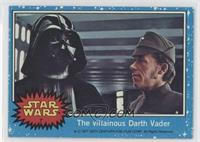 The Villainous Darth Vader