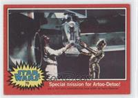 Special Mission for Artoo-Detoo