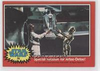 Special Mission for Artoo-Detoo